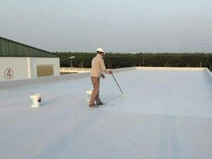 Vật liệu chống thấm sàn mái bê tông