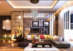 Thiết kế thi công căn hộ cho thuê tại Đà Nẵng