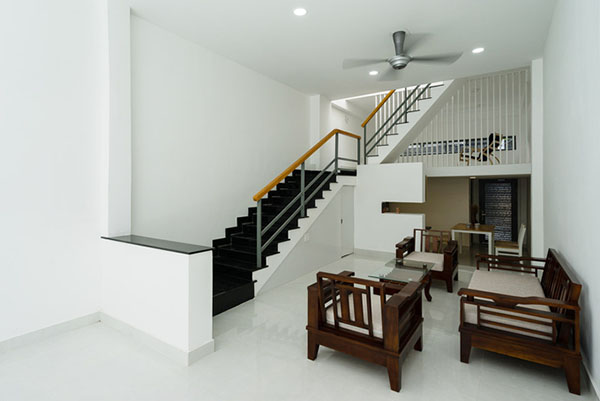 Cải tạo nhà phố đẹp tại Đà Nẵng