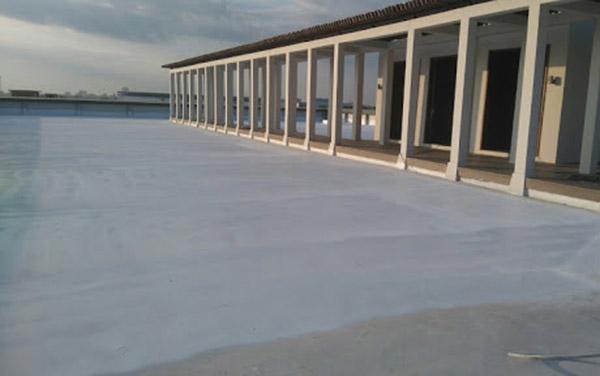 Thi công sơn chống thấm sàn mái sân thượng tại Đà Nẵng