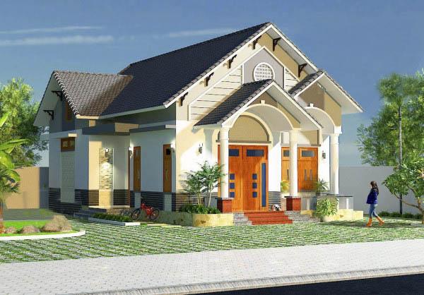Xây dựng nhà cấp 4 đẹp rẻ tại Đà Nẵng