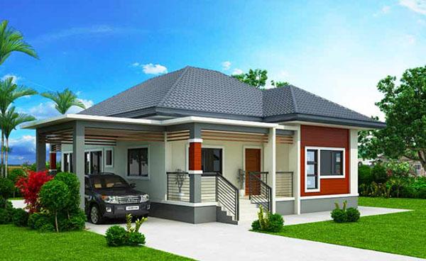 Thiết kế nhà cấp 4 đẹp tại Đà Nẵng