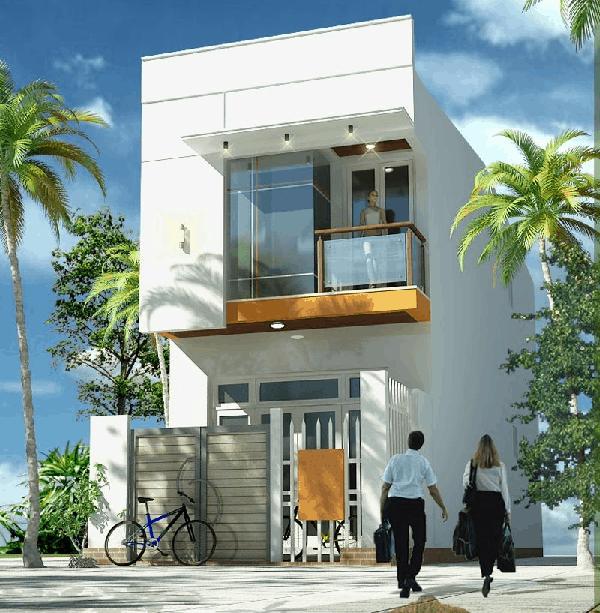 Thiết kế nhà ống tại Đà Nẵng