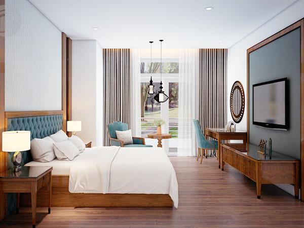 Cải tạo nội thất khách sạn tại Đà Nẵng