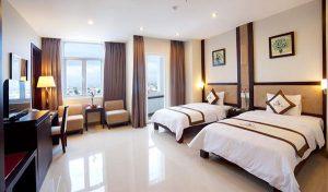 Cải tạo nâng cấp nội thất khách sạn 3 sao tại Đà Nẵng