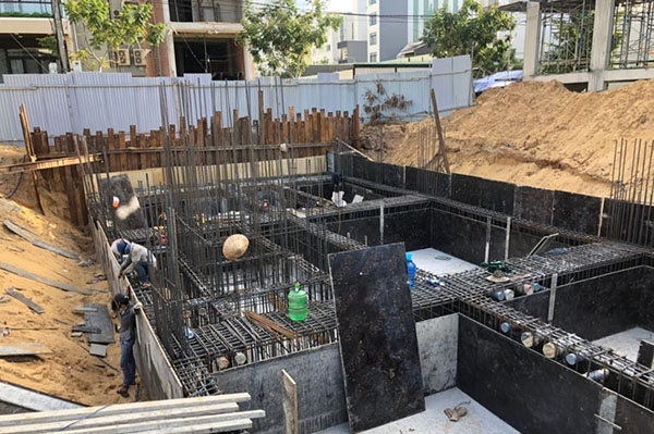 Các bước chuẩn bị thi công xây dựng khách sạn