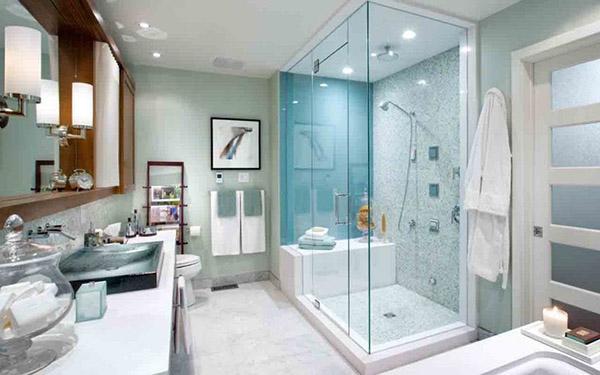 Thiết kế phòng tắm khách sạn tại Đà Nẵng