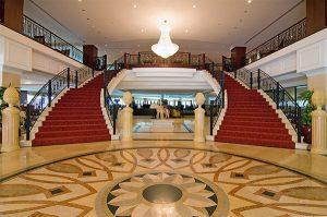 Thiết kế sảnh khách sạn tại Đà Nẵng